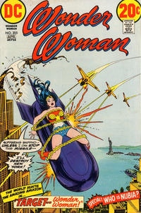 Cover Thumbnail for Wonder Woman (DC, 1942 series) #205