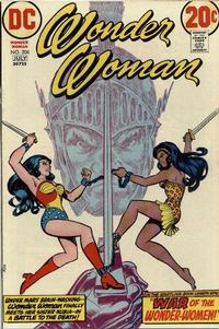 Cover Thumbnail for Wonder Woman (DC, 1942 series) #206