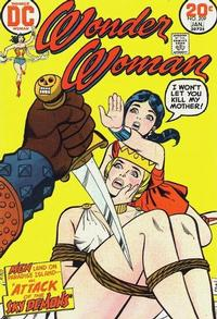Cover Thumbnail for Wonder Woman (DC, 1942 series) #209