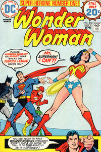 Cover Thumbnail for Wonder Woman (DC, 1942 series) #212