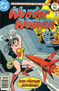 Cover Thumbnail for Wonder Woman (DC, 1942 series) #229