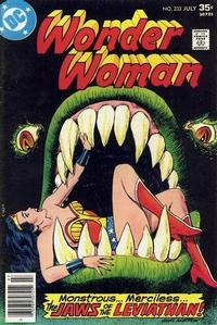 Cover Thumbnail for Wonder Woman (DC, 1942 series) #233