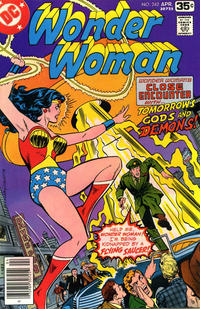 Cover Thumbnail for Wonder Woman (DC, 1942 series) #242