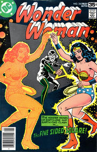 Cover Thumbnail for Wonder Woman (DC, 1942 series) #243