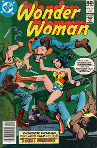 Cover Thumbnail for Wonder Woman (DC, 1942 series) #262