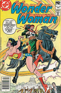 Cover Thumbnail for Wonder Woman (DC, 1942 series) #263