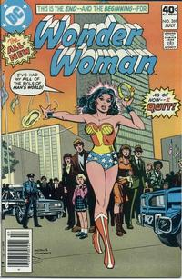 Cover Thumbnail for Wonder Woman (DC, 1942 series) #269