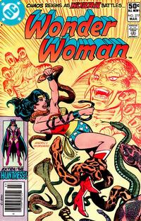 Cover for Wonder Woman (DC, 1942 series) #277 [Direct]
