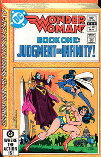 Cover Thumbnail for Wonder Woman (DC, 1942 series) #291 [Direct]