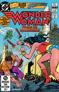 Cover for Wonder Woman (DC, 1942 series) #294 [Direct]