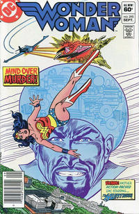 Cover Thumbnail for Wonder Woman (DC, 1942 series) #295 [Newsstand]