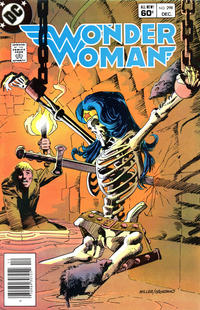 Cover Thumbnail for Wonder Woman (DC, 1942 series) #298