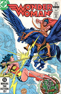 Cover Thumbnail for Wonder Woman (DC, 1942 series) #299 [Direct Sales]