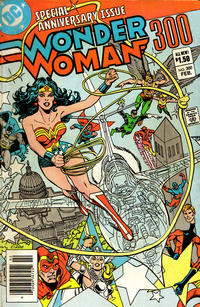 Cover Thumbnail for Wonder Woman (DC, 1942 series) #300 [Newsstand]