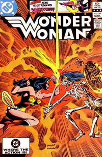 Cover Thumbnail for Wonder Woman (DC, 1942 series) #301 [Direct Edition]