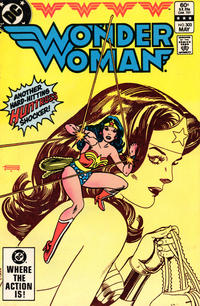 Cover Thumbnail for Wonder Woman (DC, 1942 series) #303 [Direct Sales Edition]