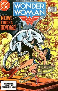 Cover Thumbnail for Wonder Woman (DC, 1942 series) #314 [direct-sales]