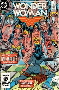 Cover Thumbnail for Wonder Woman (DC, 1942 series) #315 [direct-sales]