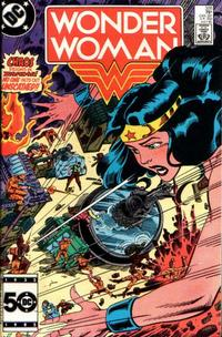 Cover Thumbnail for Wonder Woman (DC, 1942 series) #326 [Direct]