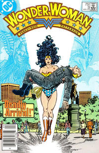Cover Thumbnail for Wonder Woman (DC, 1987 series) #3 [Newsstand]