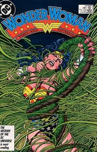 Cover Thumbnail for Wonder Woman (DC, 1987 series) #5 [Direct]