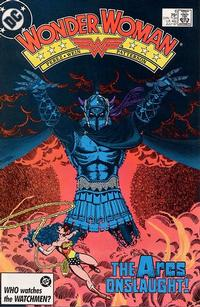 Cover for Wonder Woman (DC, 1987 series) #6
