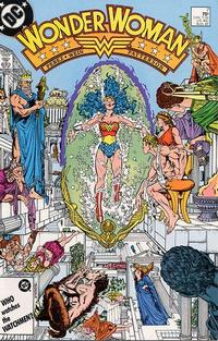 Cover for Wonder Woman (DC, 1987 series) #7 [Direct Edition]