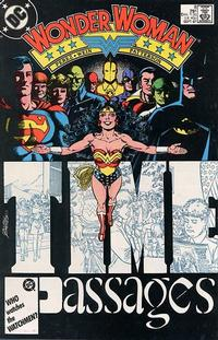 Cover for Wonder Woman (DC, 1987 series) #8 [Newsstand]