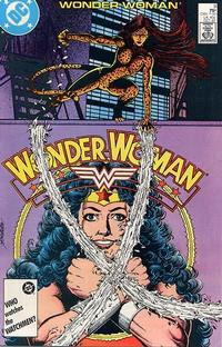 Cover for Wonder Woman (DC, 1987 series) #9 [Newsstand Edition]