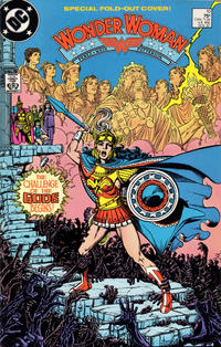 Cover Thumbnail for Wonder Woman (DC, 1987 series) #10 [Direct Sales]