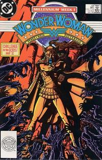 Cover for Wonder Woman (DC, 1987 series) #12