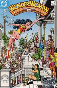 Cover for Wonder Woman (DC, 1987 series) #14