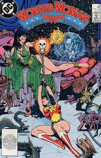 Cover Thumbnail for Wonder Woman (DC, 1987 series) #19 [Direct]