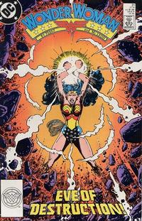 Cover Thumbnail for Wonder Woman (DC, 1987 series) #21 [Direct]