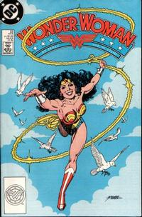 Cover Thumbnail for Wonder Woman (DC, 1987 series) #22 [Direct]