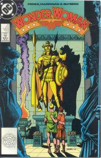 Cover Thumbnail for Wonder Woman (DC, 1987 series) #27