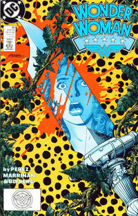 Cover Thumbnail for Wonder Woman (DC, 1987 series) #28