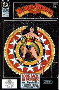 Cover Thumbnail for Wonder Woman (DC, 1987 series) #49