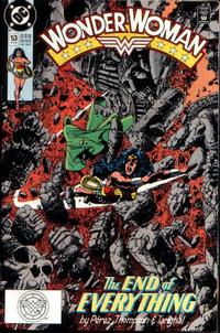 Cover Thumbnail for Wonder Woman (DC, 1987 series) #53
