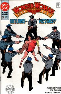 Cover for Wonder Woman (DC, 1987 series) #56