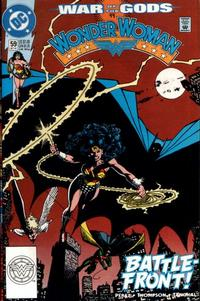 Cover Thumbnail for Wonder Woman (DC, 1987 series) #59 [Direct]