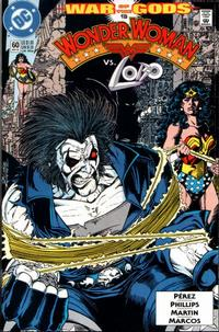 Cover Thumbnail for Wonder Woman (DC, 1987 series) #60 [Direct]