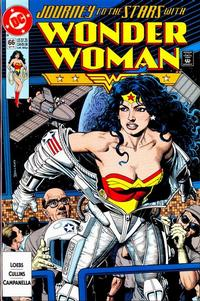 Cover Thumbnail for Wonder Woman (DC, 1987 series) #66