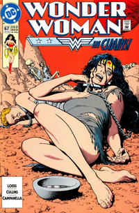 Cover Thumbnail for Wonder Woman (DC, 1987 series) #67 [Direct]
