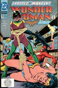 Cover Thumbnail for Wonder Woman (DC, 1987 series) #79 [Direct]