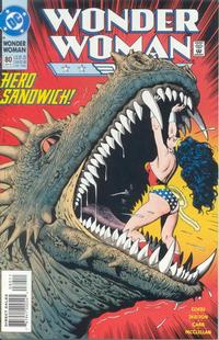 Cover for Wonder Woman (DC, 1987 series) #80