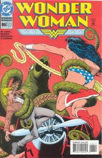 Cover Thumbnail for Wonder Woman (DC, 1987 series) #86 [Direct Sales]