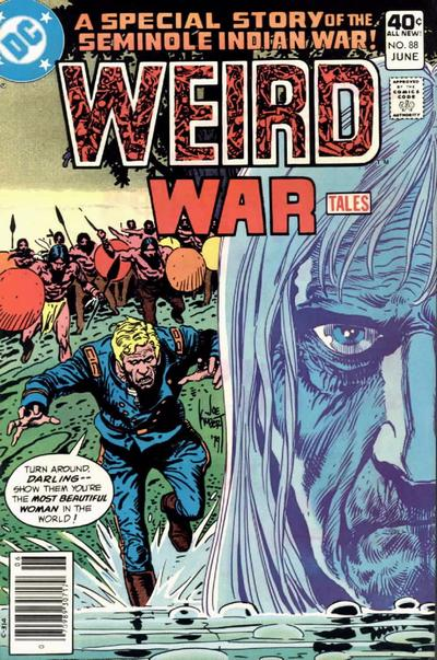 Cover for Weird War Tales (DC, 1971 series) #88
