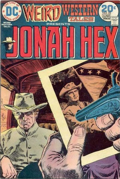 Cover for Weird Western Tales (DC, 1972 series) #22