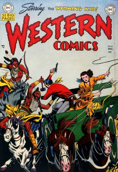 Cover for Western Comics (DC, 1948 series) #18